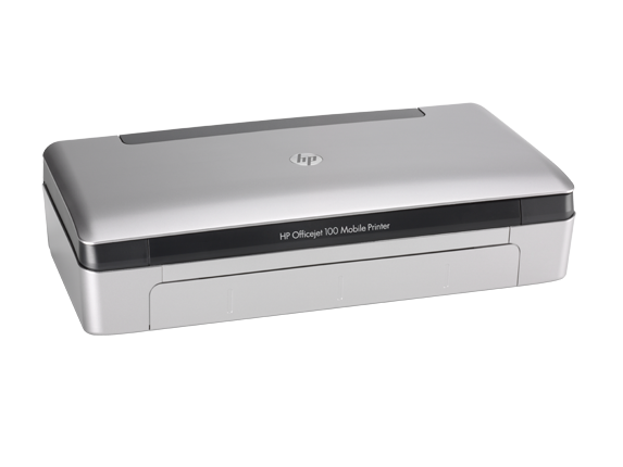 Image of the HP Officejet 100 Mobile Printer