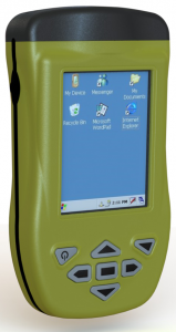 Image of the Aceeca MEZ1500 Rugged Handheld Computers